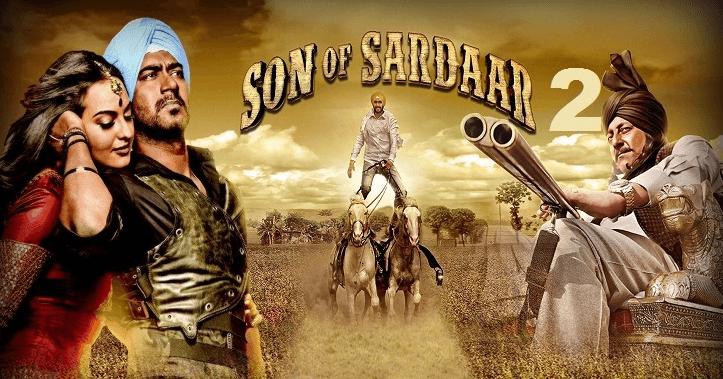 Son Of Sardaar 2 Movie Review