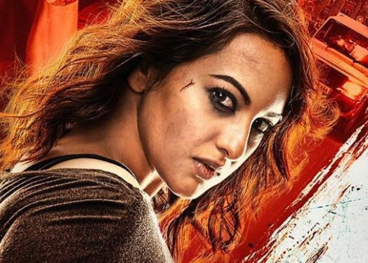 Sonakshi's Bold Attempt!