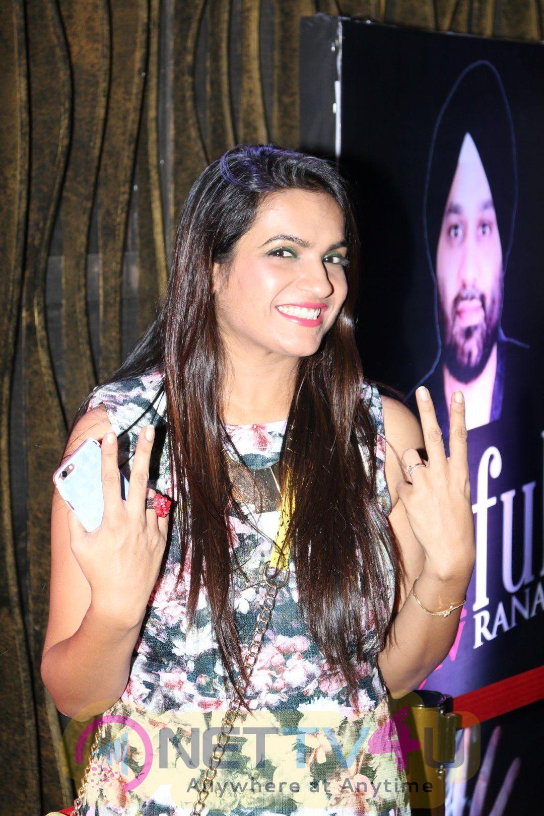 Sonu Nigam Launch An Independent Song Jaane Ki Zid Na Karo Stills