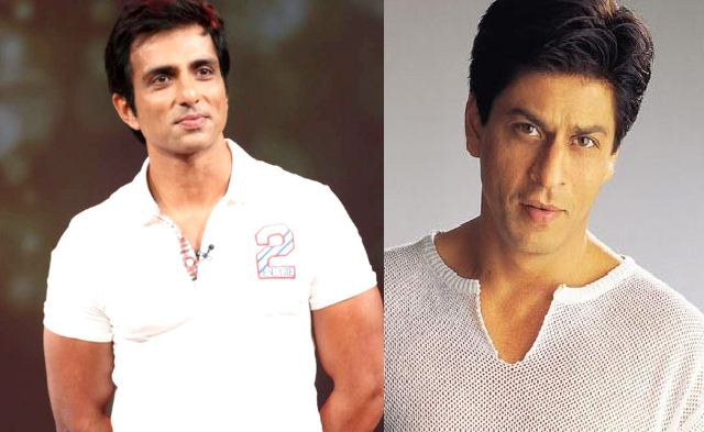Sonu Sood Explains Why He Roped In SRK In TTT!