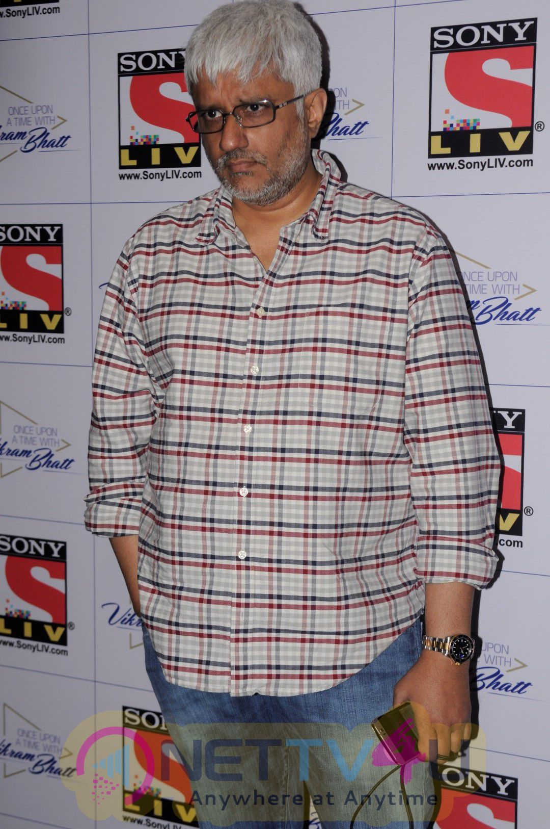 Sony Liv & Vikram Launch New Show Once Upon A Time With Vikram Bhatt Stills