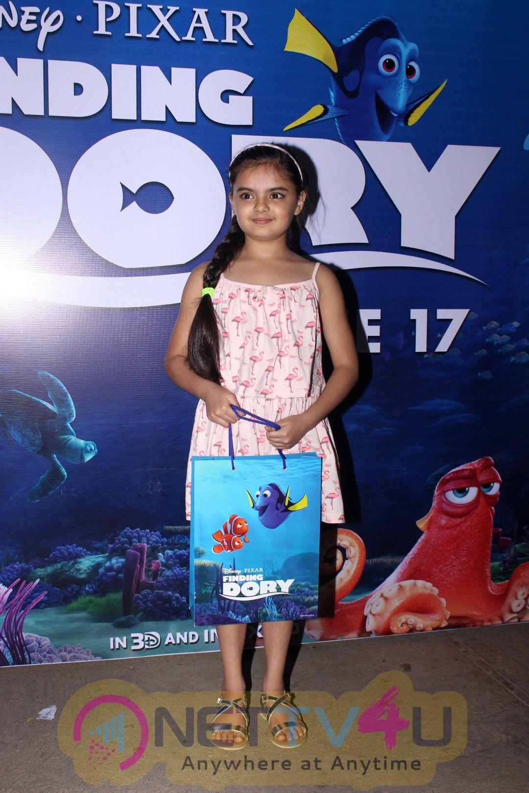 Special Screening Of Disneys Film Finding Dory Exclusive Photos