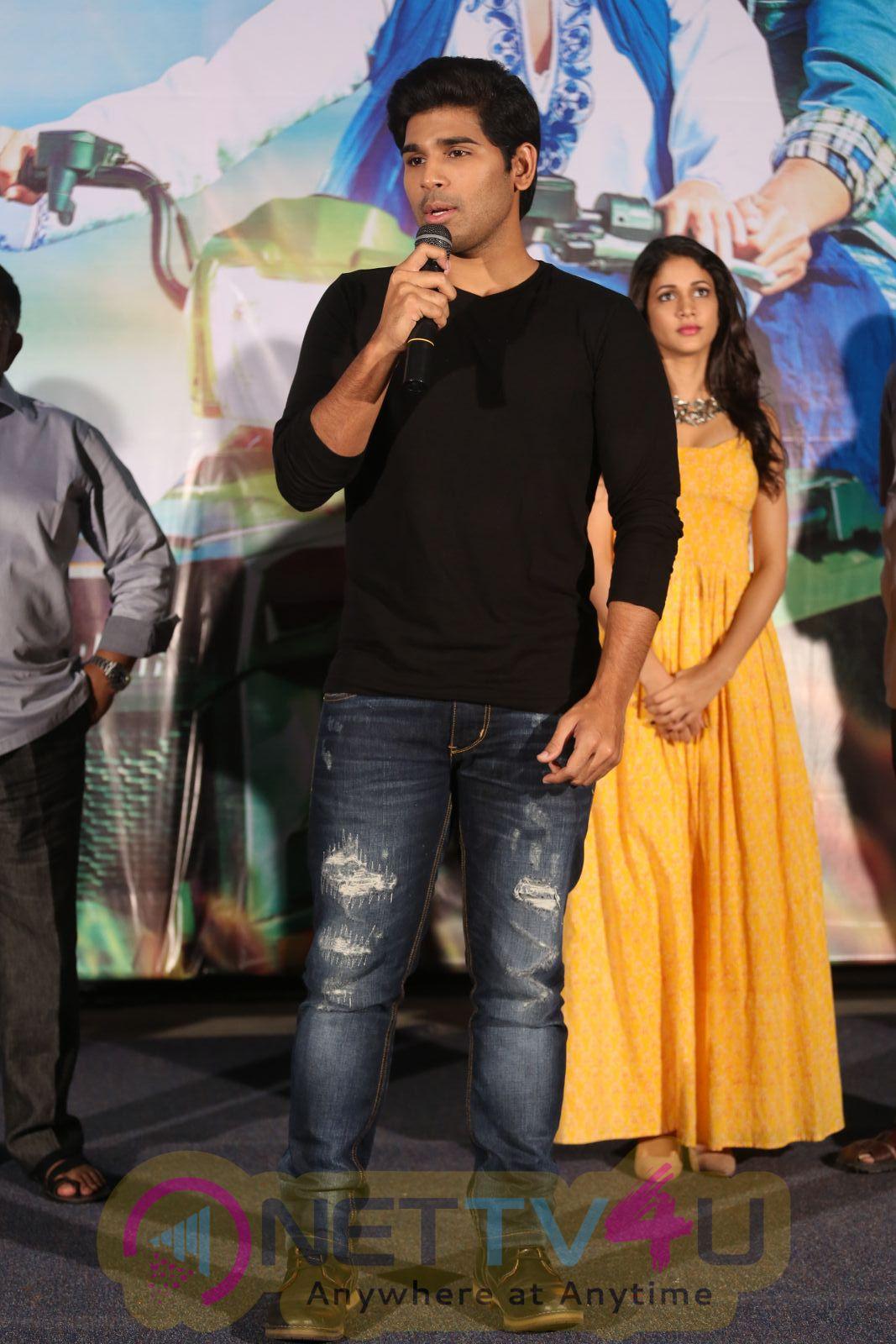 Srirastu Subhamastu Movie Song Launch Excellent Stills