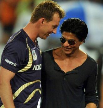 SRK To Grace The Special Screening Of Brett Lee..