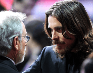 Steven Spielberg Prides Over Christian Bale's S..