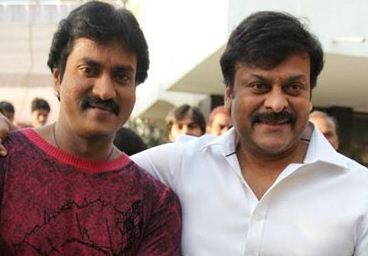 Sunil Compares Himself With Chiru!