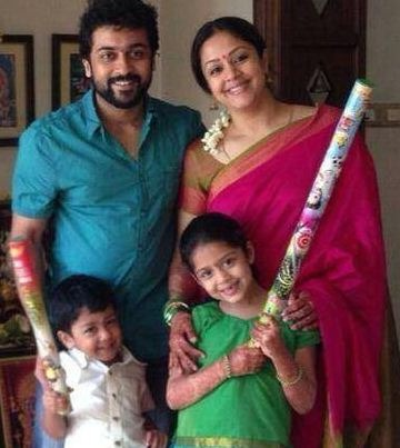 Suriya And Family To Shift To His New Bungalow!