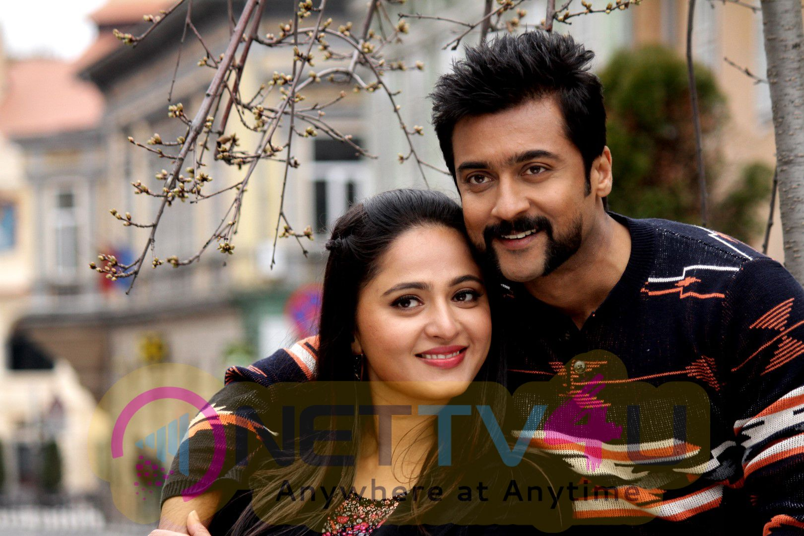 Suriya In Singam 3 Teaser Attractive Stills