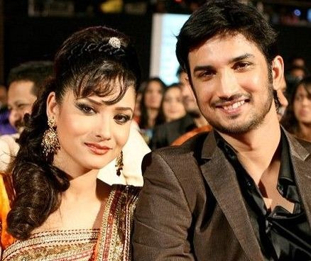 Sushant Singh Rajput And Ankita Lokhande Reconciles?