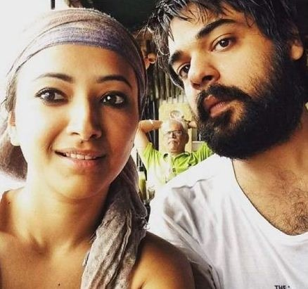Shweta's Selfie Moments With Rohit Mittal!