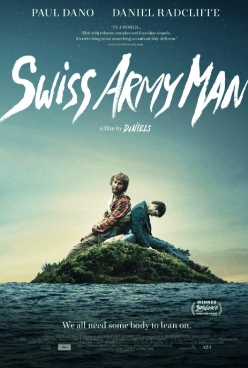 Swiss Army Man Movie Review English Movie Review