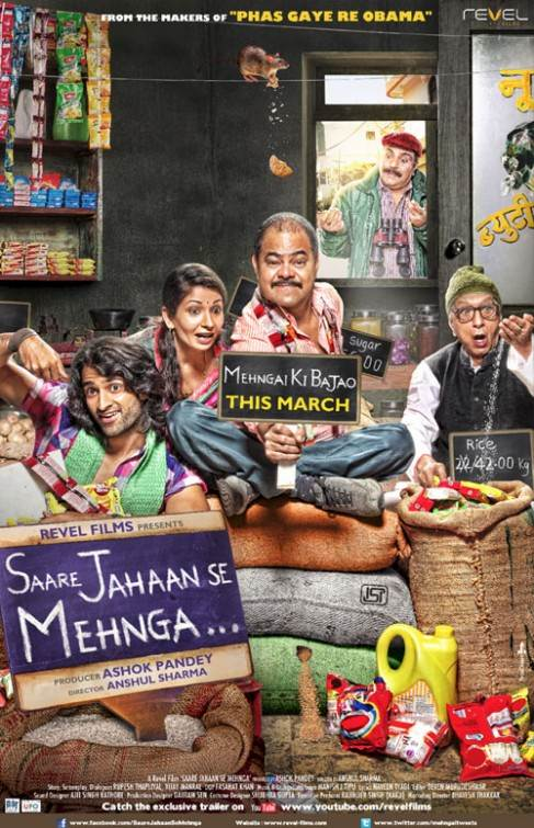Saare Jahaan Se Mehnga Movie Review