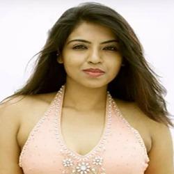 Sasha Gopinath Malayalam Actress