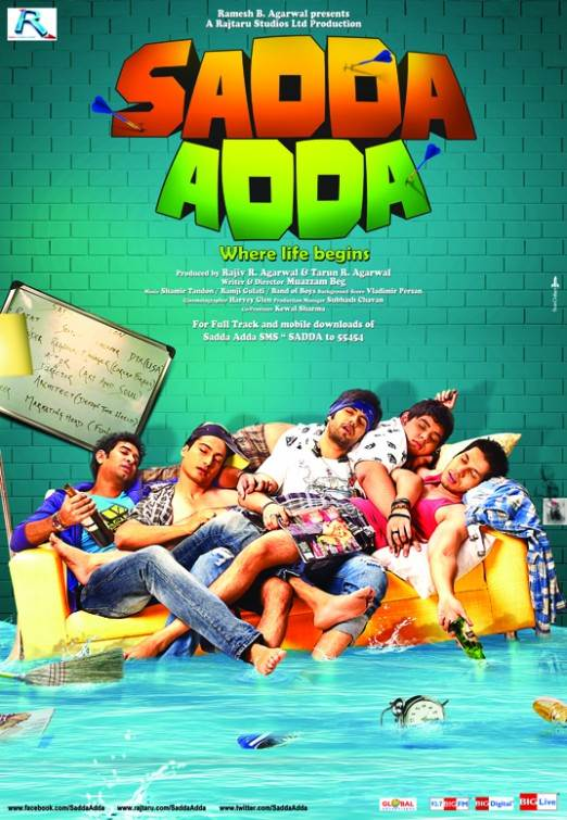 Sadda Adda Movie Review Hindi