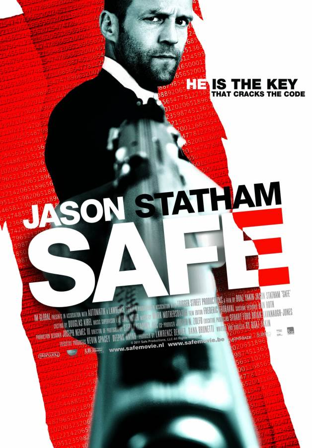 Safe Movie Review English