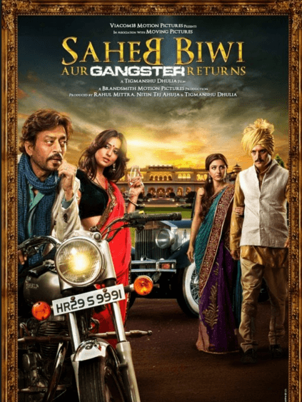 Saheb Biwi Aur Gangster Returns Movie Review Hindi Movie Review