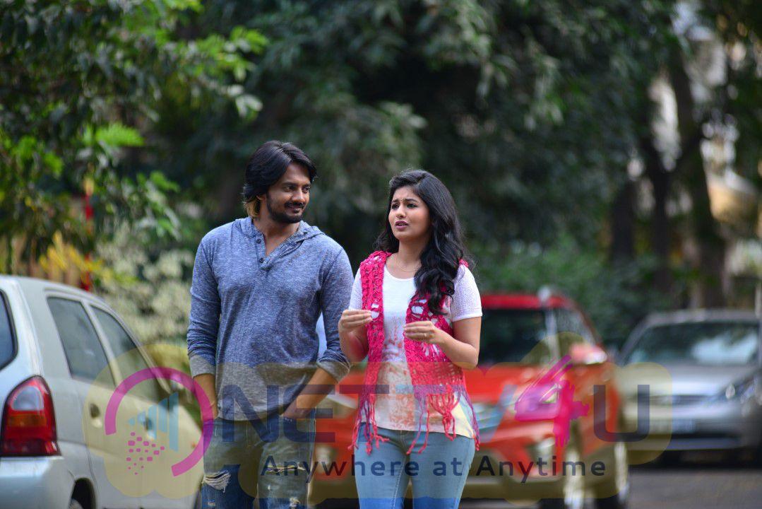 Sairam Shankar Vibha Entertainments Movie Woking Images