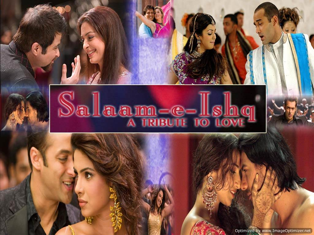 Salaam-E-Ishq Movie Review Hindi