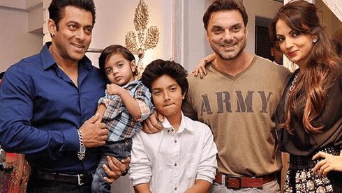 Salman Khan Tries To Save The Marriage Of Brother Sohail