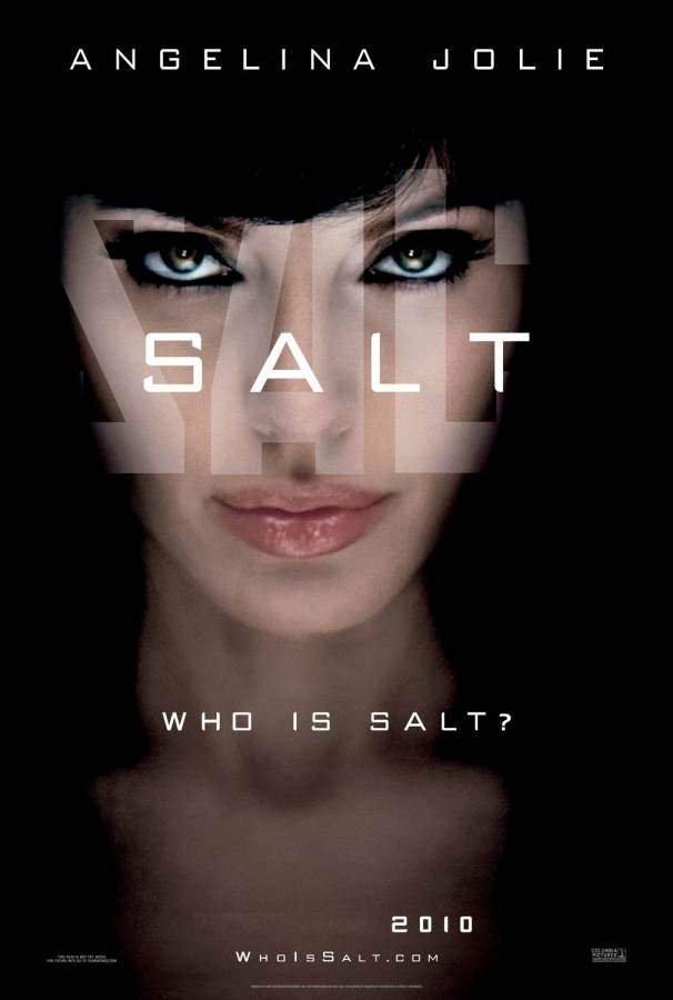 Salt Movie Review English