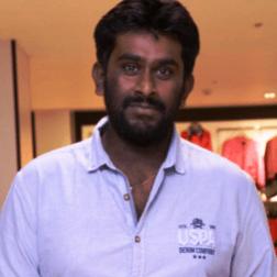 Sam Anton Tamil Actor