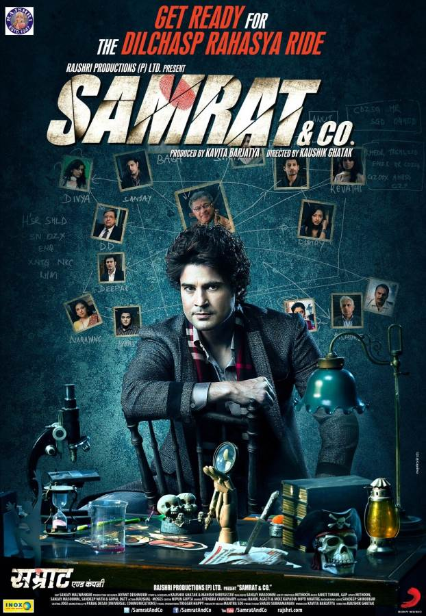 Samrat And Co Movie Review Hindi