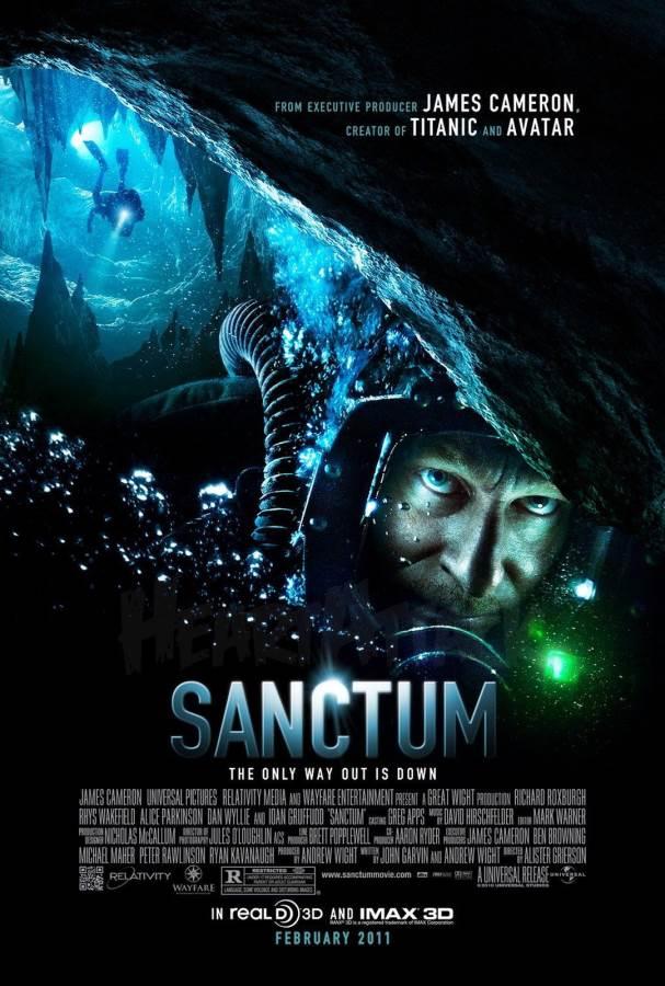 Sanctum Movie Review English