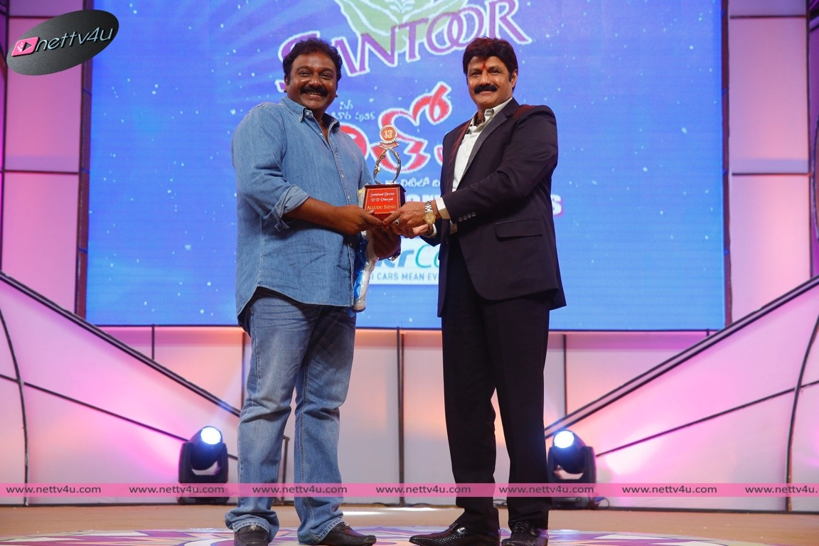 Santosham 13th Anniversary Awards 2015