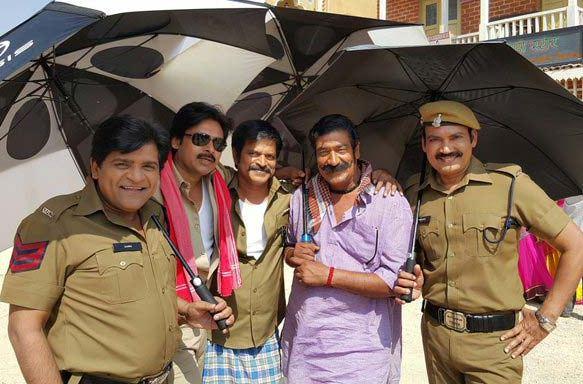 Sardar Gabbar Singh To Shoot In The Bhoot Bungalow Set!