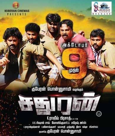 Sathuran Movie Review Tamil