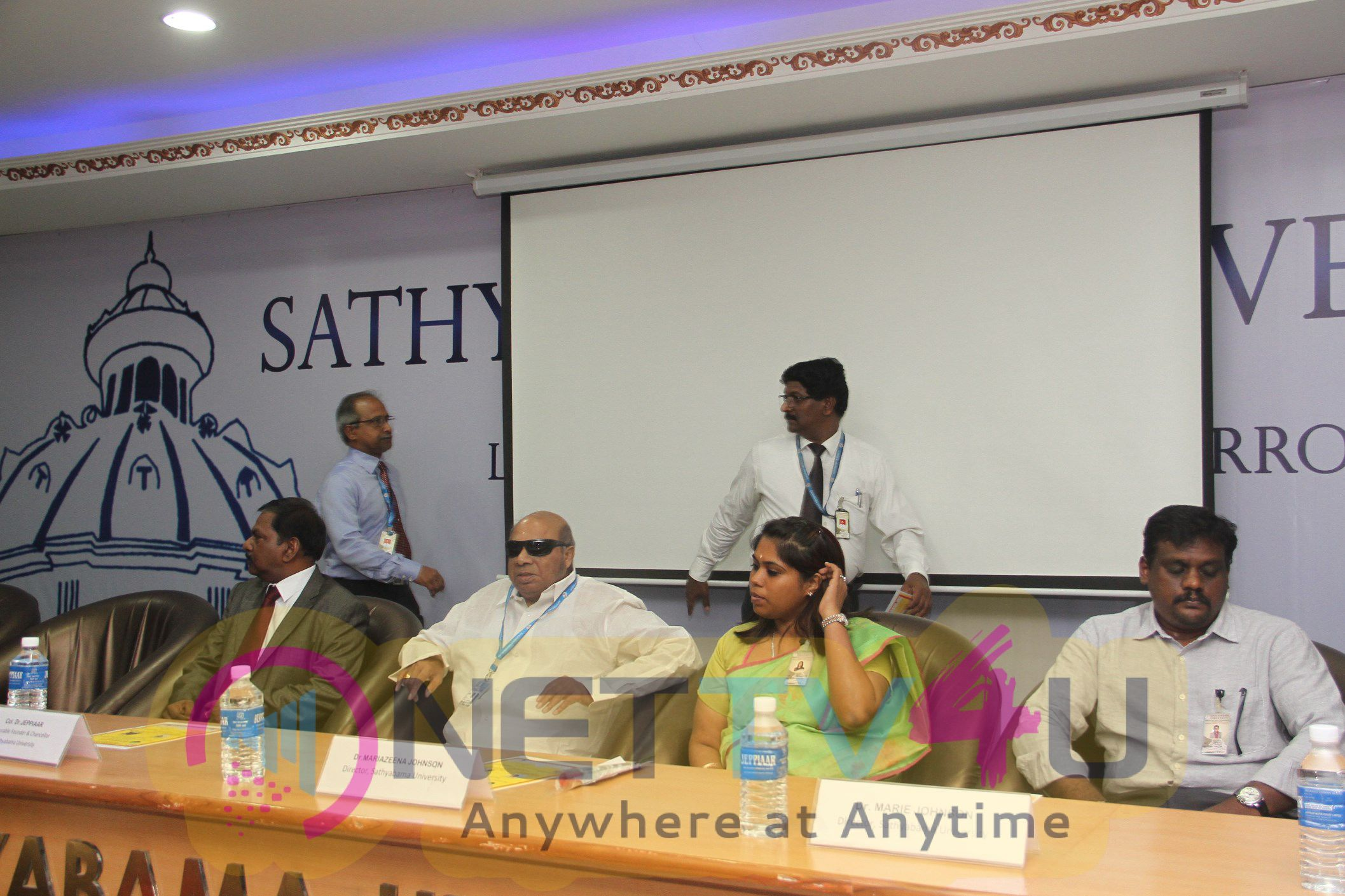Sathyabama University Pre Launch Event Of Sathyabamasat Lovely Stills
