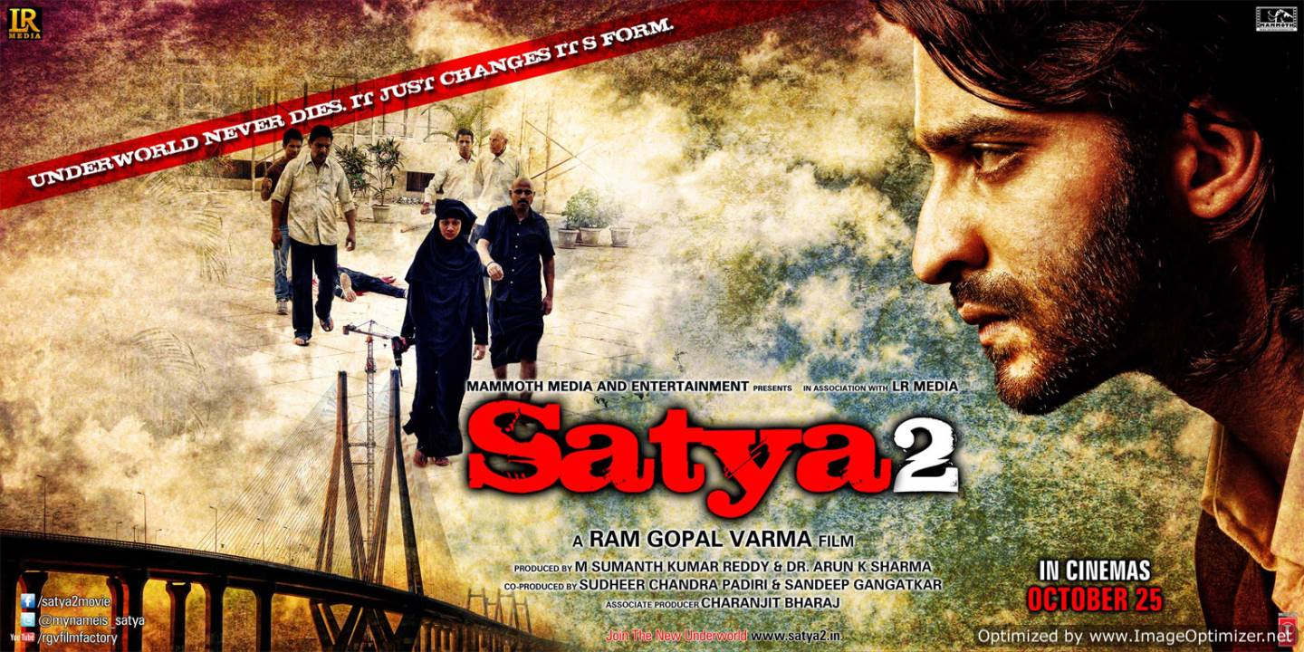 Satya 2-Truth Belied! Movie Review Hindi