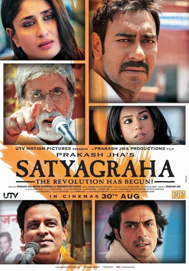 Satyagraha-Truly the Triumph of Truth? Movie Review Hindi