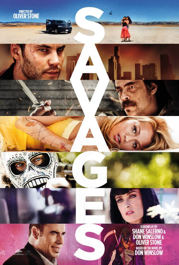 Savages Movie Review English