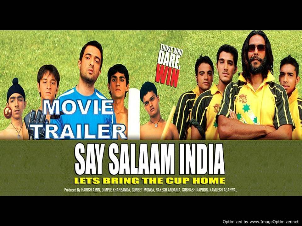 Say Salaam India Movie Review Hindi