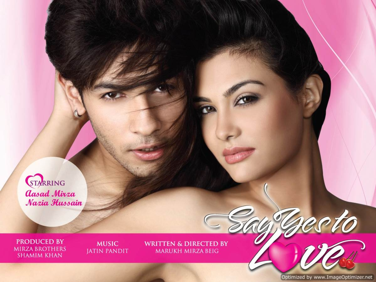 Say Yes to Love Movie Review Hindi