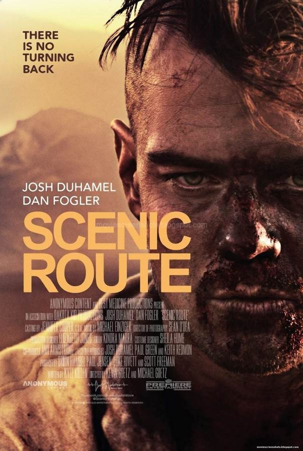 Scenic Route Movie Review English