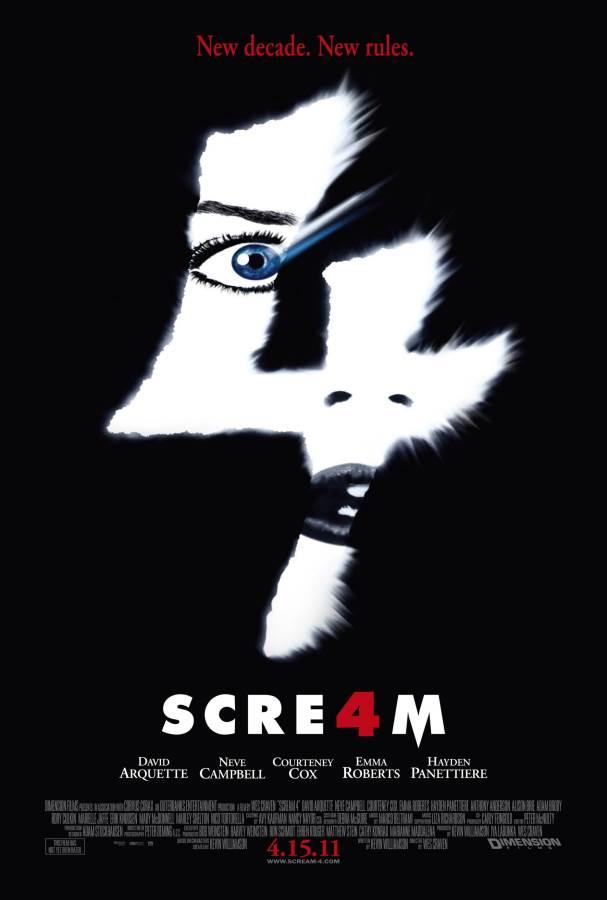 Scream 4 Movie Review English