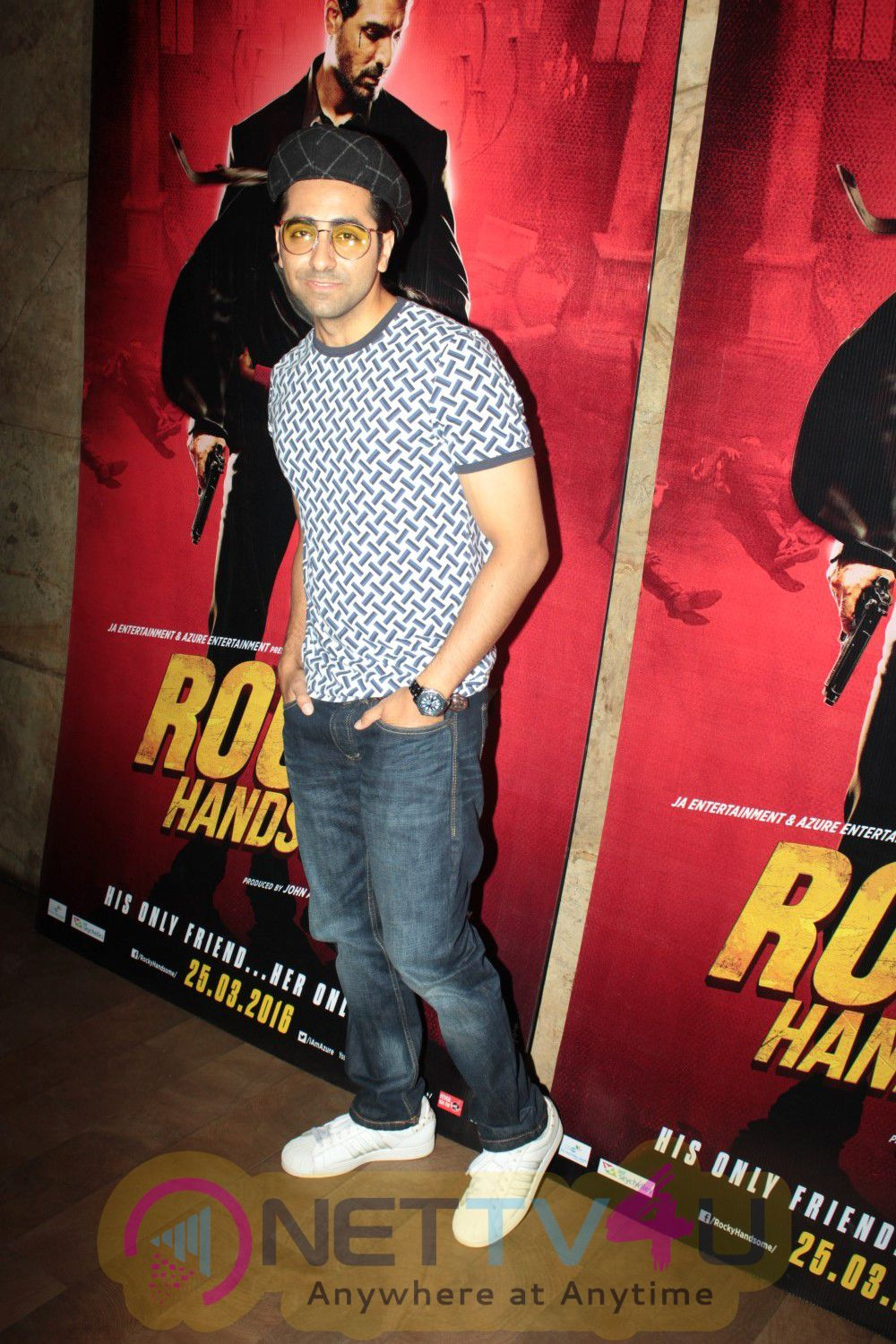 Screening Of Film Rocky Handsome Hindi Gallery