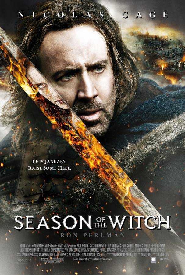 Season Of The Witch Movie Review English