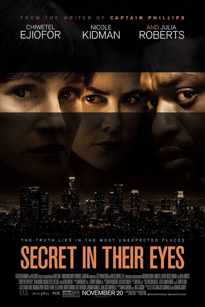Secret In Their Eyes Movie Reviews English Movie Review