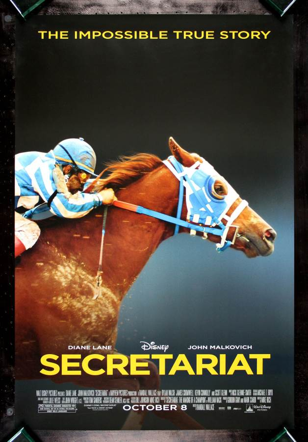 Secretariat Movie Review English