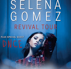 Selena And Her Tour