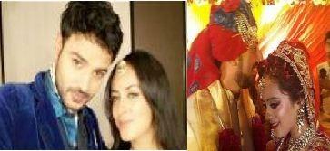 Serial Actress Priya Tandon Marries Rudra Anand!