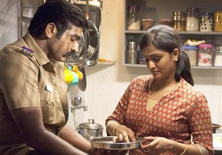 Sethupathi Shooting Wrapped Up In Just 50 Days!