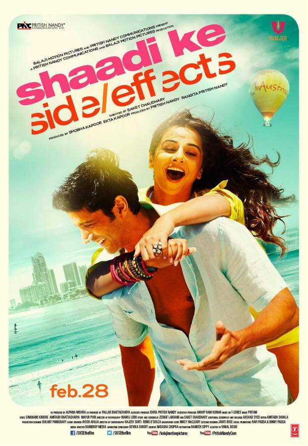 Shaadi Ke Side Effects Movie Review Hindi