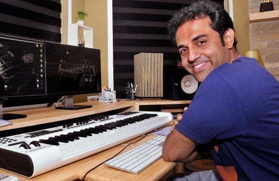 Shaan Dedicates His Next Music Work To Rajesh P..