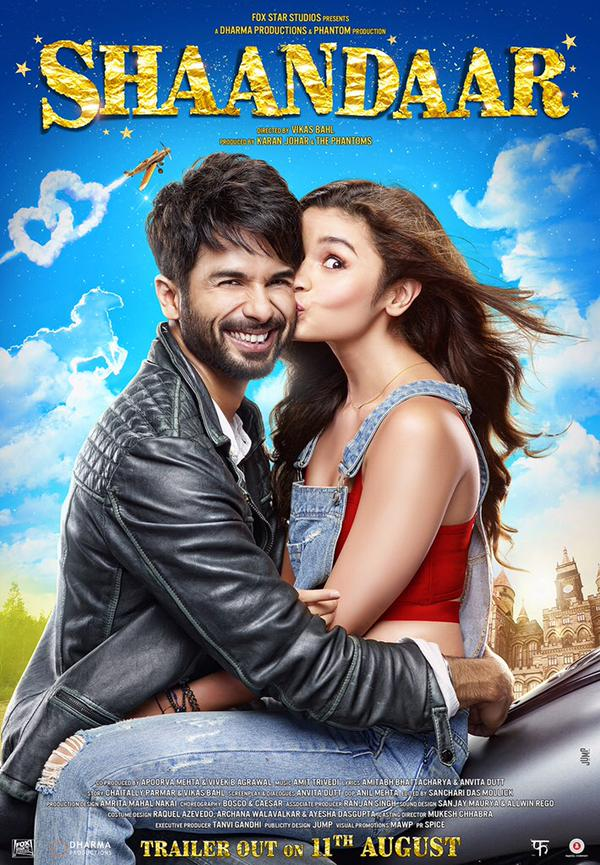 Shaandaar Movie Review Hindi Movie Review