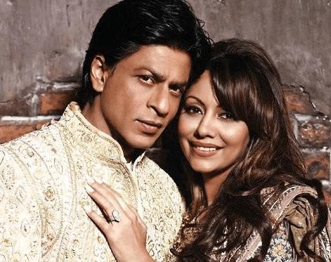 Shah Rukh Khan And Kids Are Back Bone To Gauri Khan