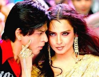 Shah Rukh Khan Wants To Marry The Veteran Actress Rekha!